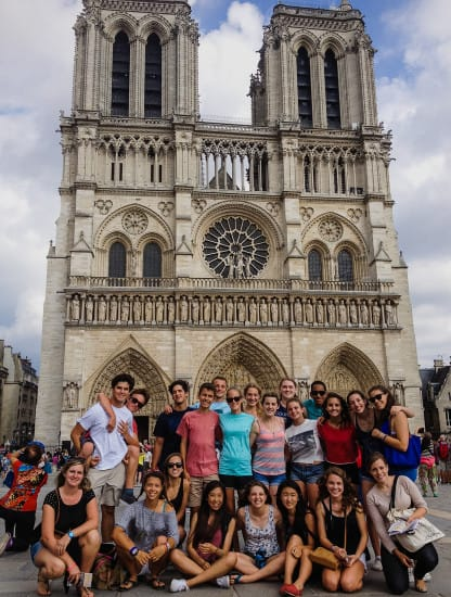 Learn french in france homestay