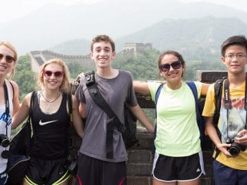 summer-trips-for-teens-to-china-great-wall