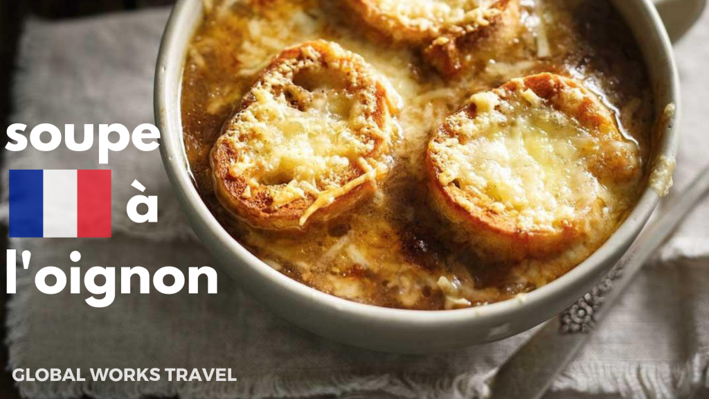 Cooking Newbies Rejoice This Dish Is As Simple To Make It Delicious Soupe à L Oignon Aka French Onion Soup Nearly Old Time And Has Been